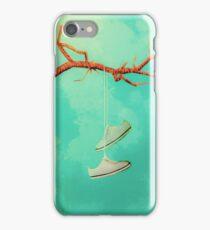 You Never Walk Alone iPhone Case/Skin