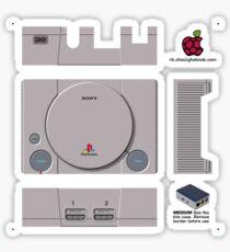 Sony Playstation Skin for Flirc case [Get the MEDIUM size] Sticker