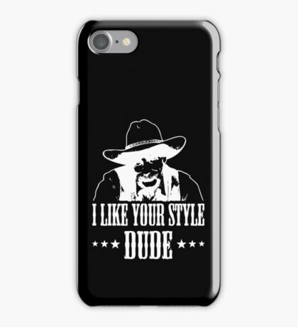 Style Dude Funny iPhone Case/Skin