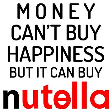 Nutella Quote by joscoart