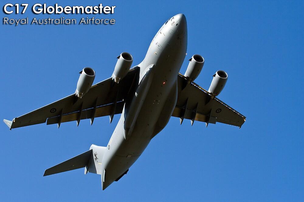 Globemaster III by Peter Ede
