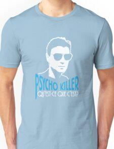 Talking Heads Psycho Killer Unisex T-Shirt