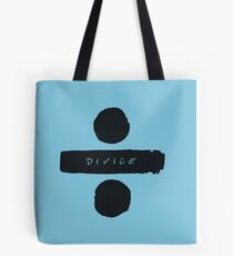 Divide Tote Bag