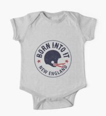 Born Into It New England One Piece - Short Sleeve