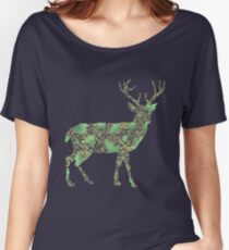 Ornament deer Women's Relaxed Fit T-Shirt