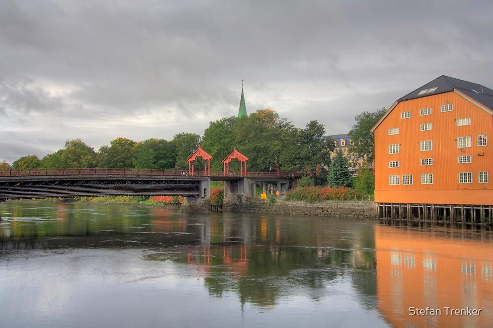 Trondheim - Gamle Bybro by Stefan Trenker