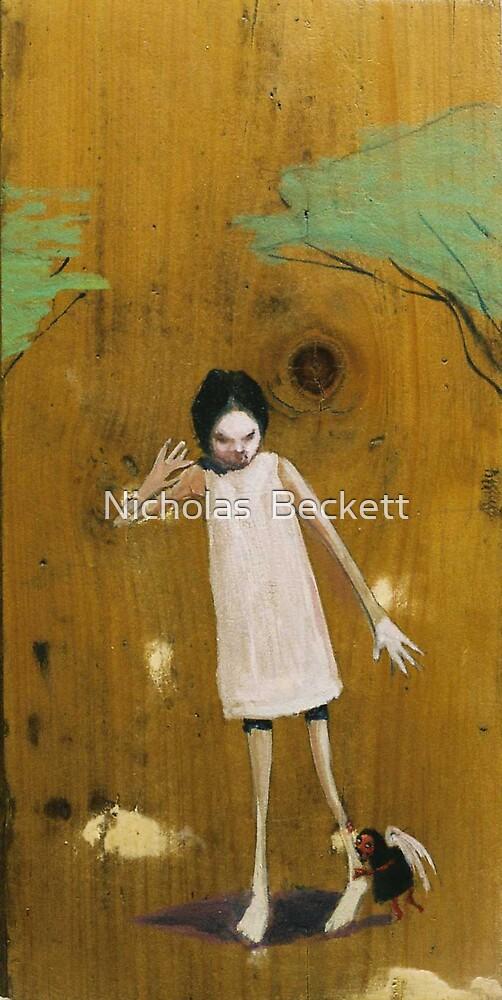 Ankle Biter by Nicholas  Beckett