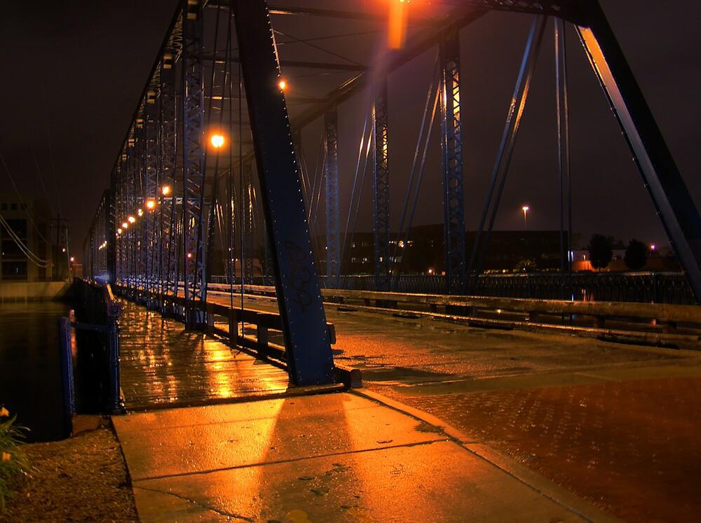 6th St. Historical Bridge by Kerri Kenel
