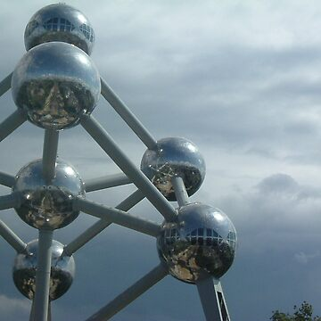 The Atomium2 by mrbecker