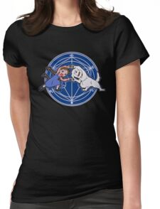 Fullmetal Fusion Ha Womens Fitted T-Shirt