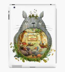 Studio Totoro iPad Case/Skin