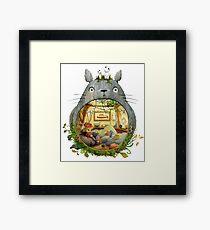 Studio Totoro Framed Print