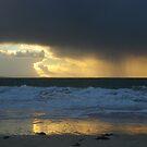 Northton Harris Sunset1 by Martin Campbell