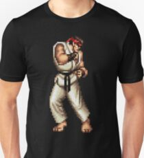 Fighting Pose Unisex T-Shirt