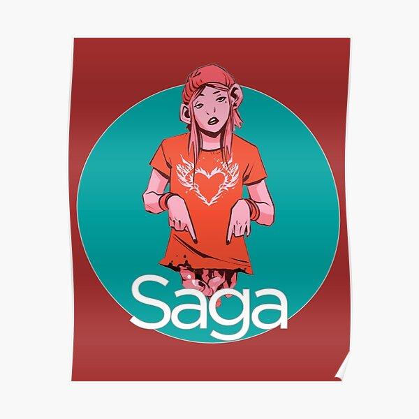 Saga - Izabel  Poster