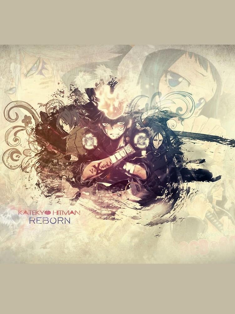 Katekyo hitman reborn by CactusAnimated