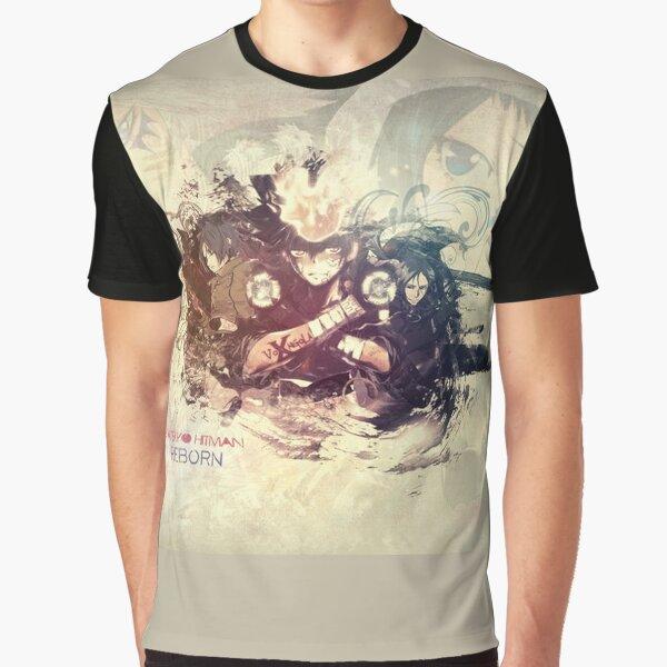 Katekyo hitman reborn Graphic T-Shirt