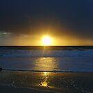 Northton Harris Sunset4 by Martin Campbell