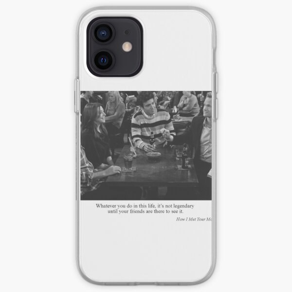 How I Met Your Mother iPhone Soft Case