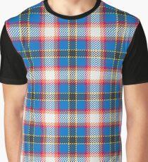Clan Gearloose Tartan Graphic T-Shirt