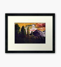 Ted Danson: Lord Eternal Framed Print