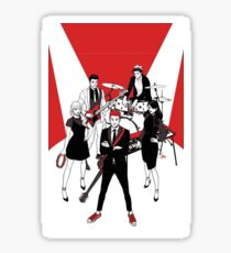Archies Band Sticker