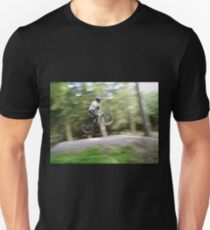 Mountainbike Rider Unisex T-Shirt