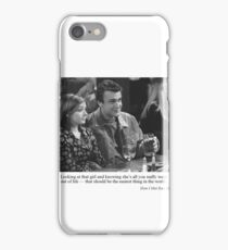 Marshall & Lily iPhone Case/Skin