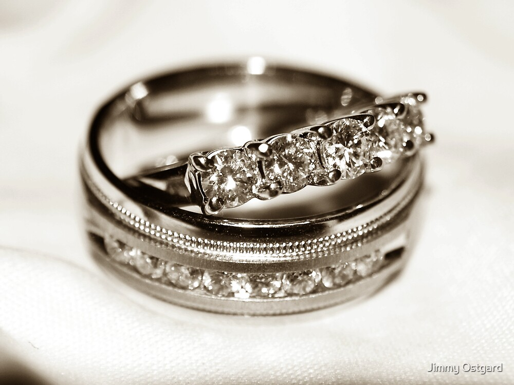 Wedding Bands by Jimmy Ostgard