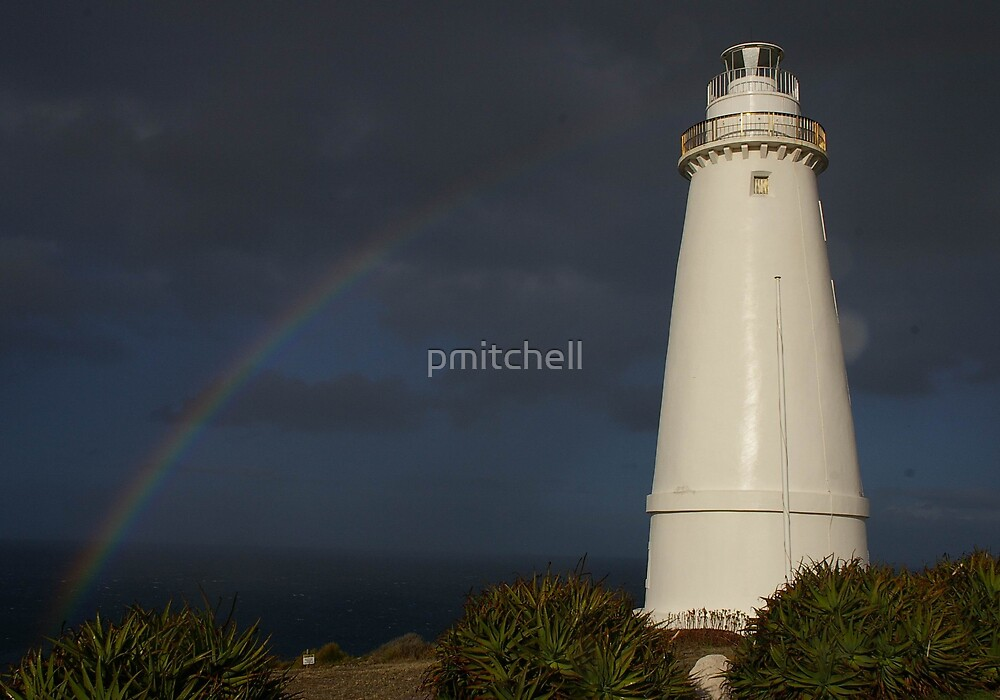 Cape Willouby Lighthouse by pmitchell
