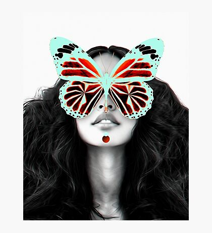 Bufly Photographic Print