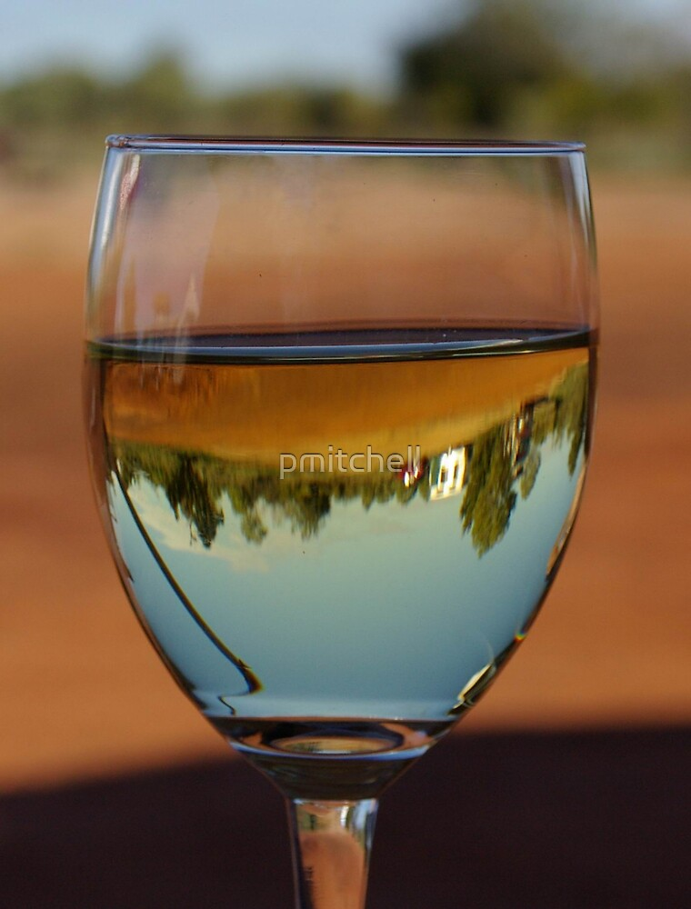 What can you see in a glass of wine.............. by pmitchell