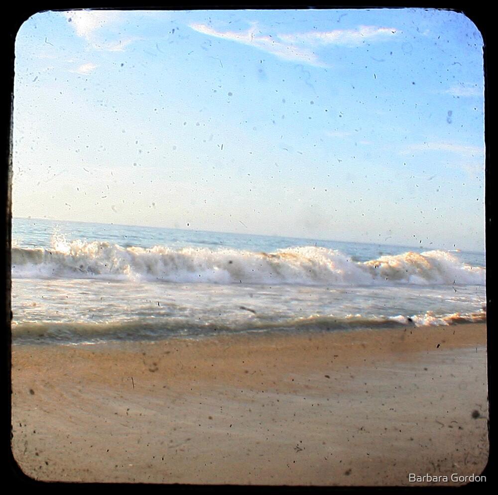 Waves by Barbara Gordon