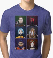 Borderlands 2: Vault Hunters Tri-blend T-Shirt