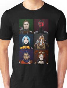 Borderlands 2: Vault Hunters Unisex T-Shirt