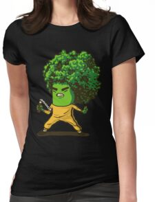 Brocco Lee Vol Womens Fitted T-Shirt