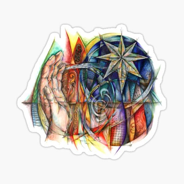 Caim Sticker