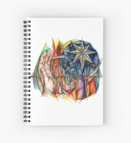 Caim Spiral Notebook