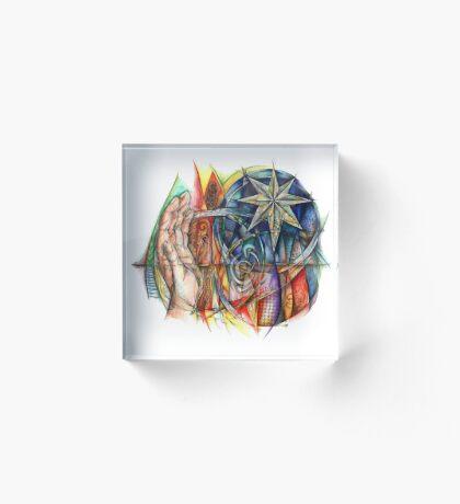 Caim Acrylic Block