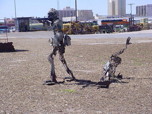 """"""" Freddy Velez"""" monument by lynnday"""