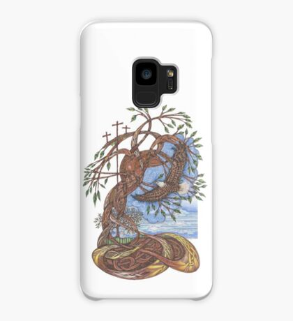 Faith, Hope and Eternal Love Case/Skin for Samsung Galaxy