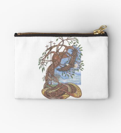 Faith, Hope and Eternal Love Studio Pouch