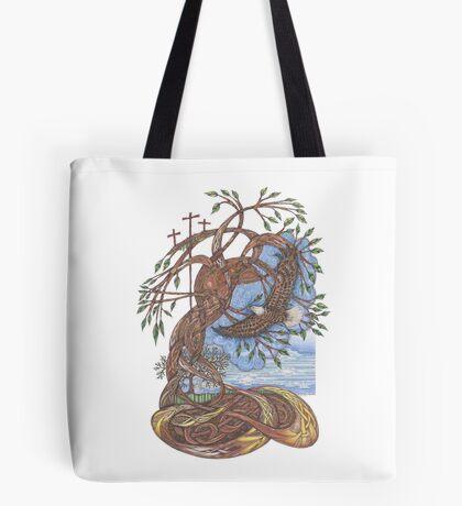 Faith, Hope and Eternal Love Tote Bag