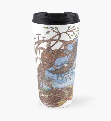 Faith, Hope and Eternal Love Travel Mug