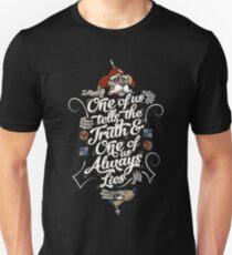 The Riddle Slim Fit T-Shirt