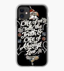 The Riddle iPhone Case