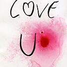 Love you Variation 1 by Simon Rudd