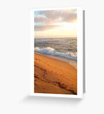 Shelly Beach Greeting Card