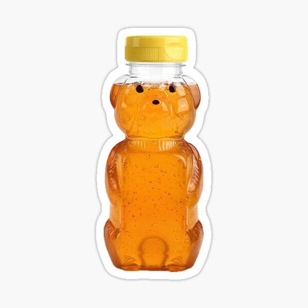 oso de miel Pegatina
