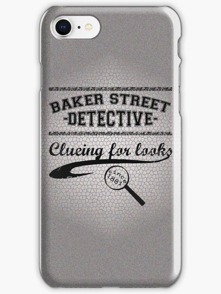 Baker Street Detective (Black) by Ambear92